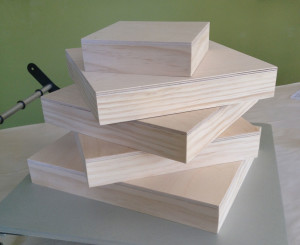 woodencradled